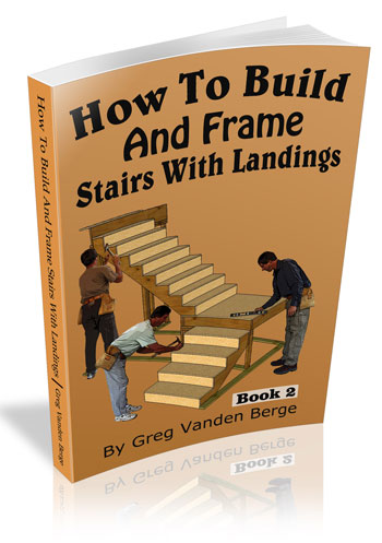 How To Build And Frame Stairs With Landings Book